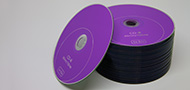 [Translate to Norge:] Printing Inks for Optical Discs